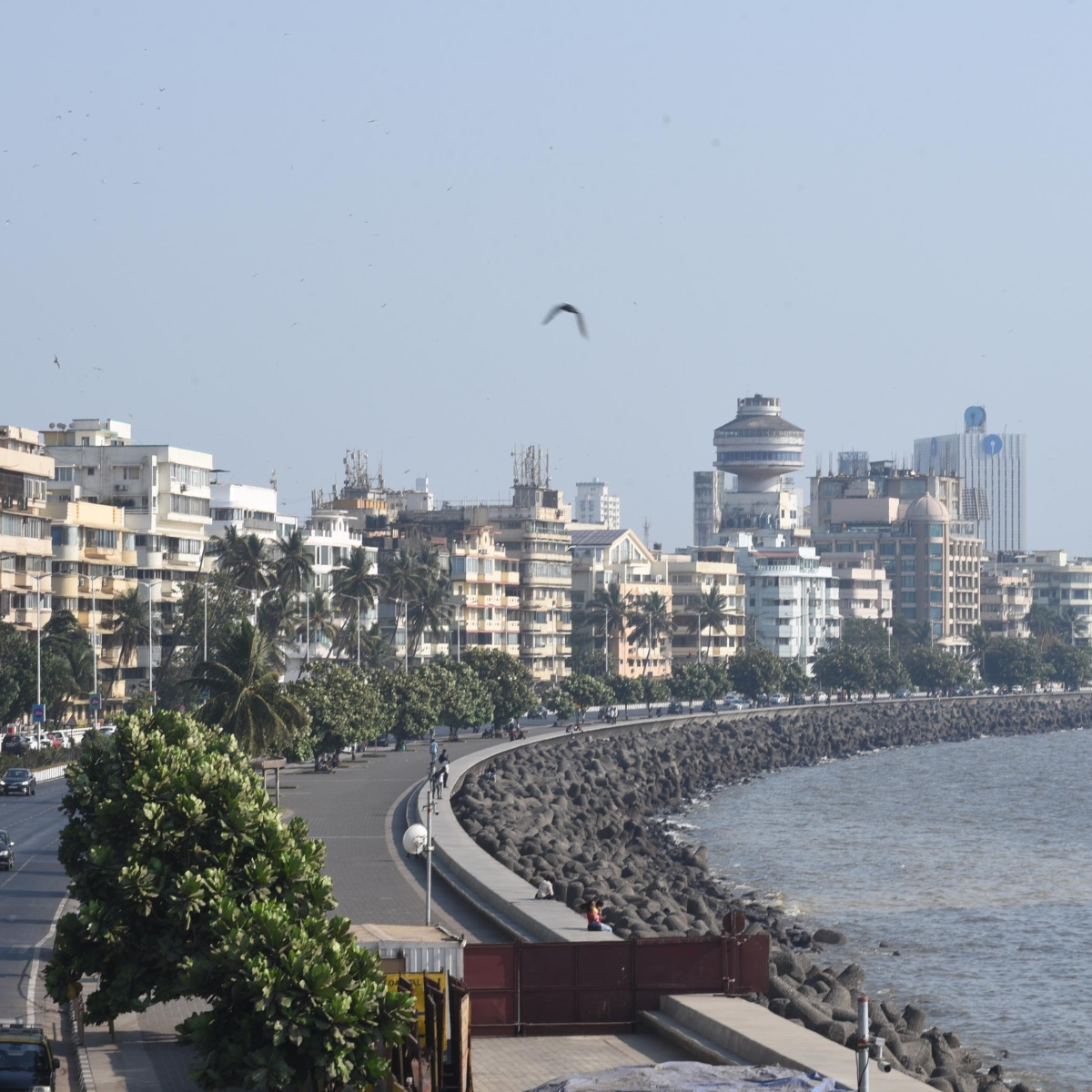 Coronavirus in Mumbai: Public spaces are changing