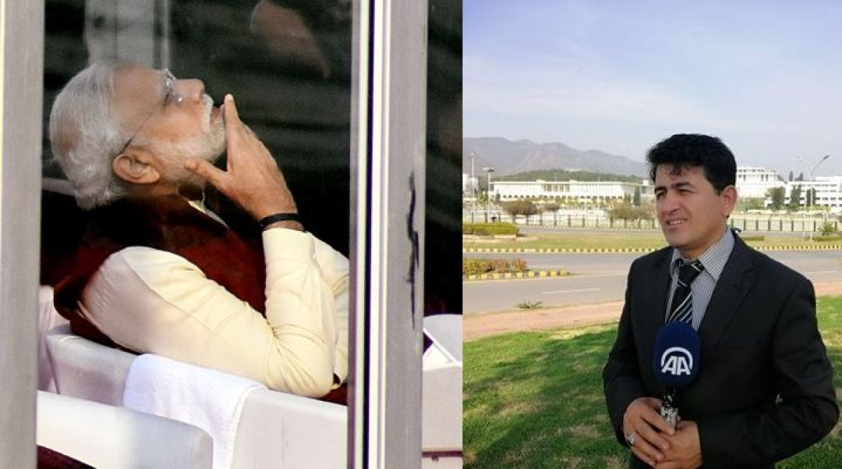 'Aisa confidence chaiye life mein': Pak journalist trolled for wondering if PM Modi is leaving social media because of Imran Khan