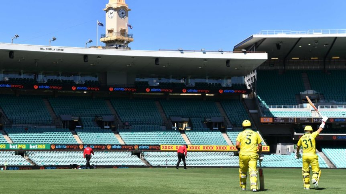 Australia vs India 2020: Crowds to return to stadia for men's cricket after 8 months