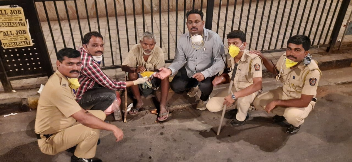 Coronavirus in Mumbai: Since lockdown, homeless left without a bite to eat