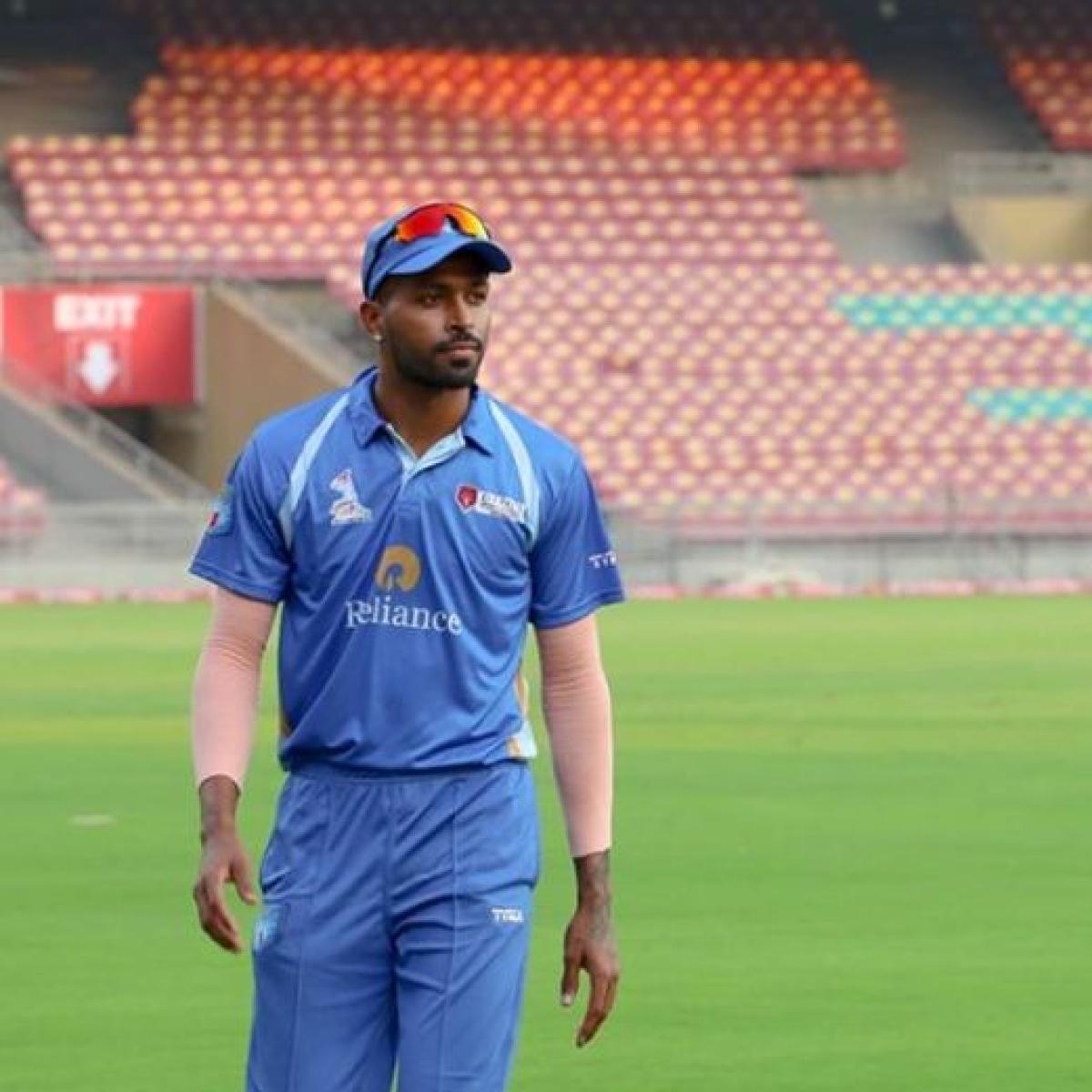 'Good to be back': Hardik Pandya marks his return after suffering lower back injury
