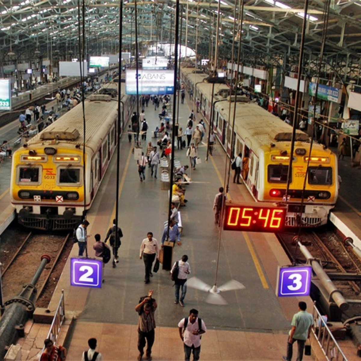 Coronavirus Update in India: Railways cancels all trains, including Mumbai locals, till March 31