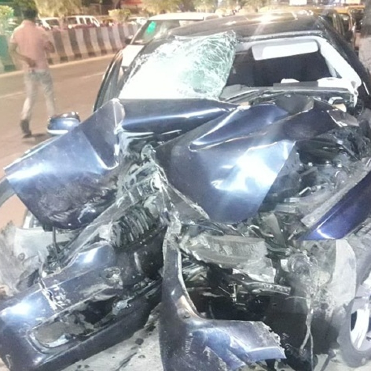 Mumbai: Two women, six-month-old baby killed after car crashes into divider at Worli