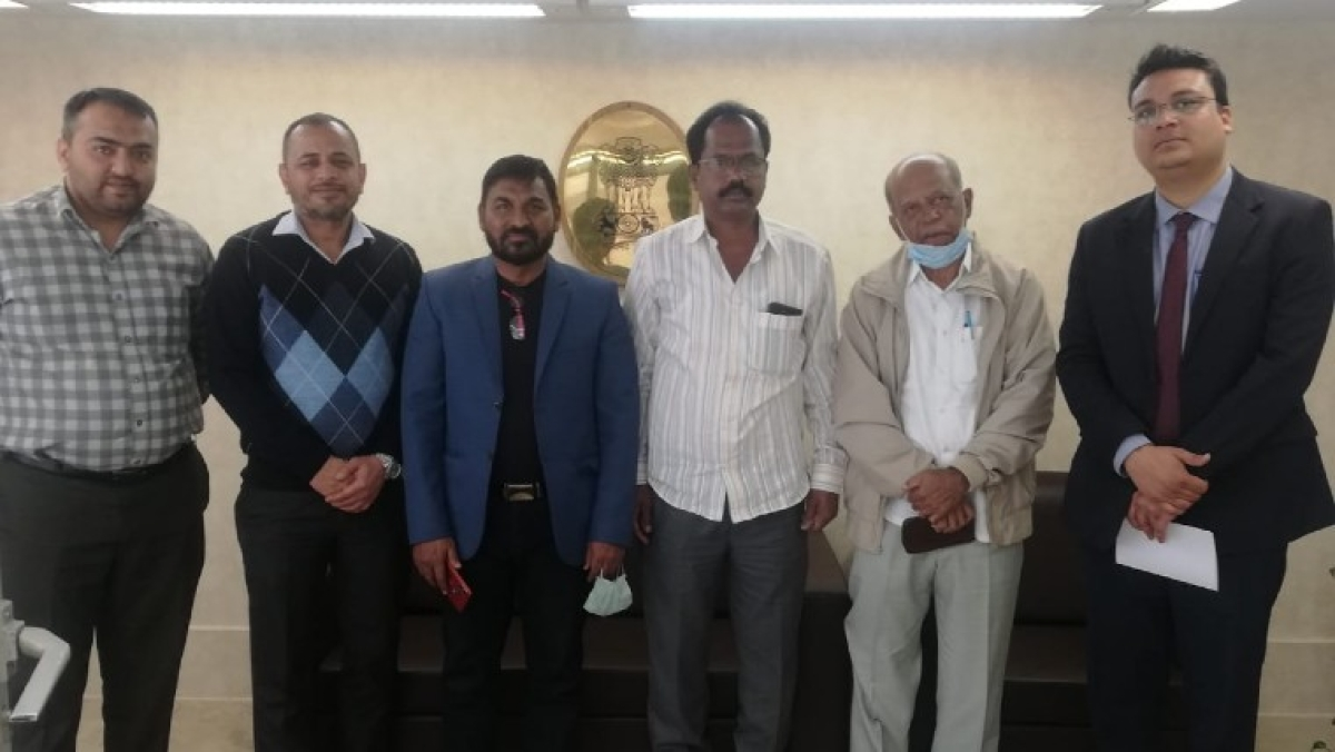 Latest news on Coronavirus in India: Indian Embassy helps to Navi Mumbai family stuck in Iran