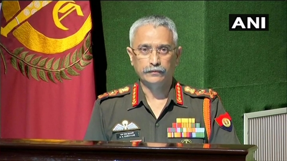 Army Chief MM Naravane, Foreign Secretary to visit Myanmar on Sunday