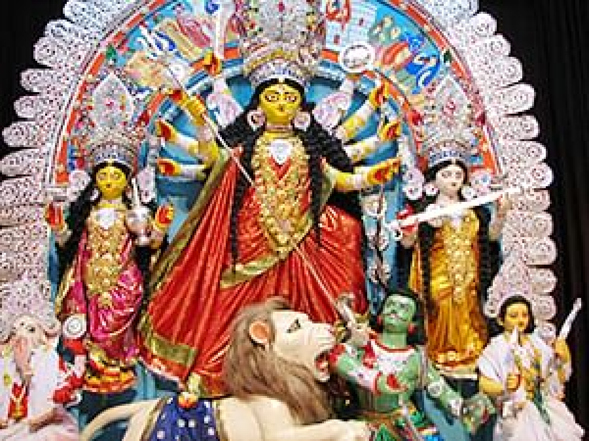 Durga: A woman with ten hands. Who is she and what have we made of her?