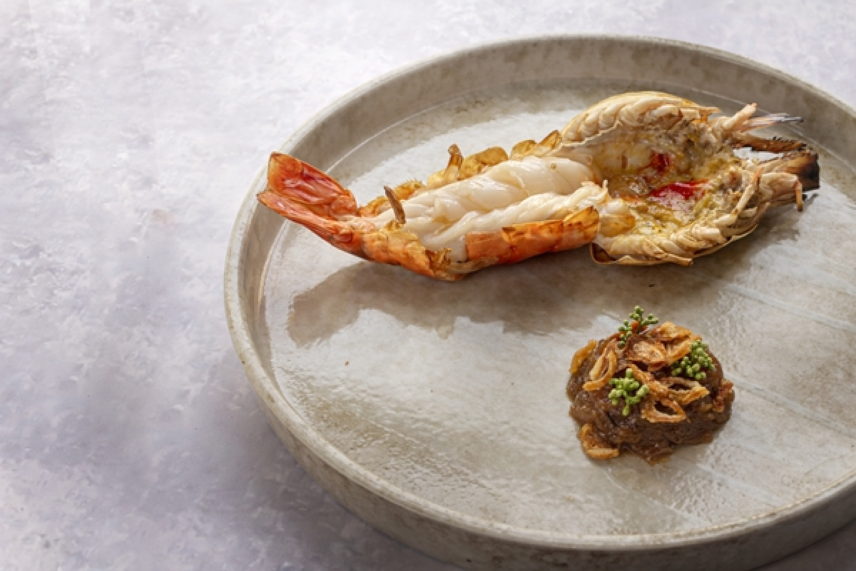 Gastronomic voyage across Thailand with Chef Krit