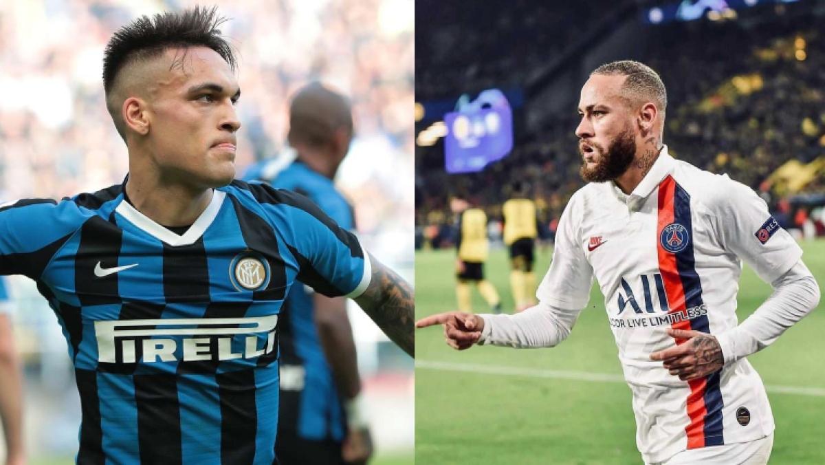 Barcelona to sign Neymar and Inter Milan's Lautaro Martinez: Reports