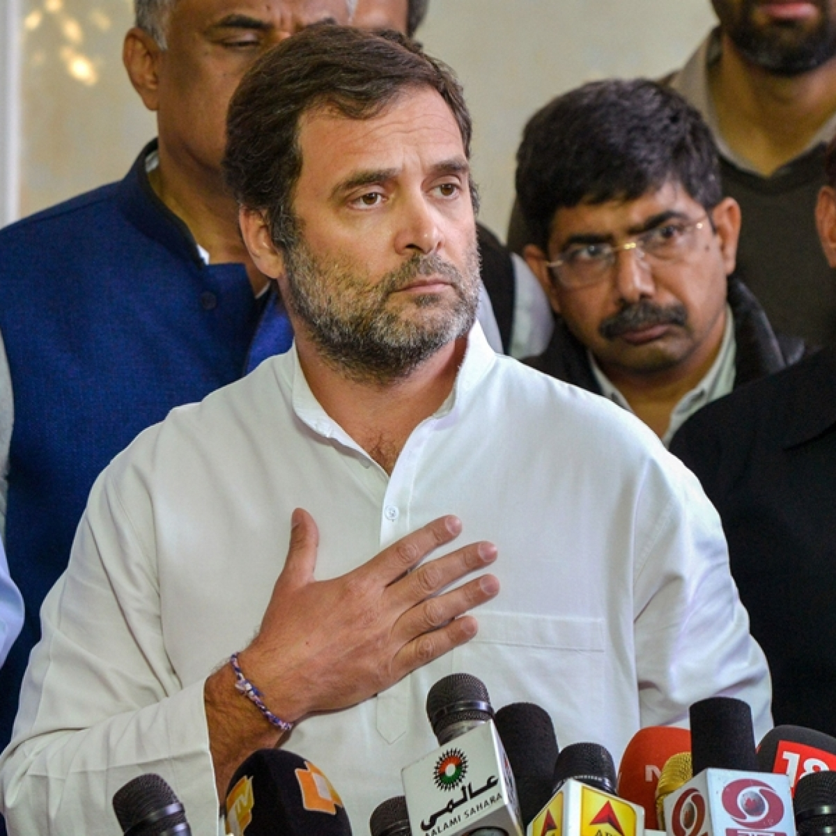 Latest coronavirus update: India should prepare not just for fighting virus but also for economic devastation, says Rahul Gandhi
