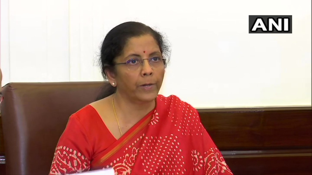 Sitharaman on coronavirus outbreak: SEBI, RBI & Finance Ministry are monitoring the stock market, says FM