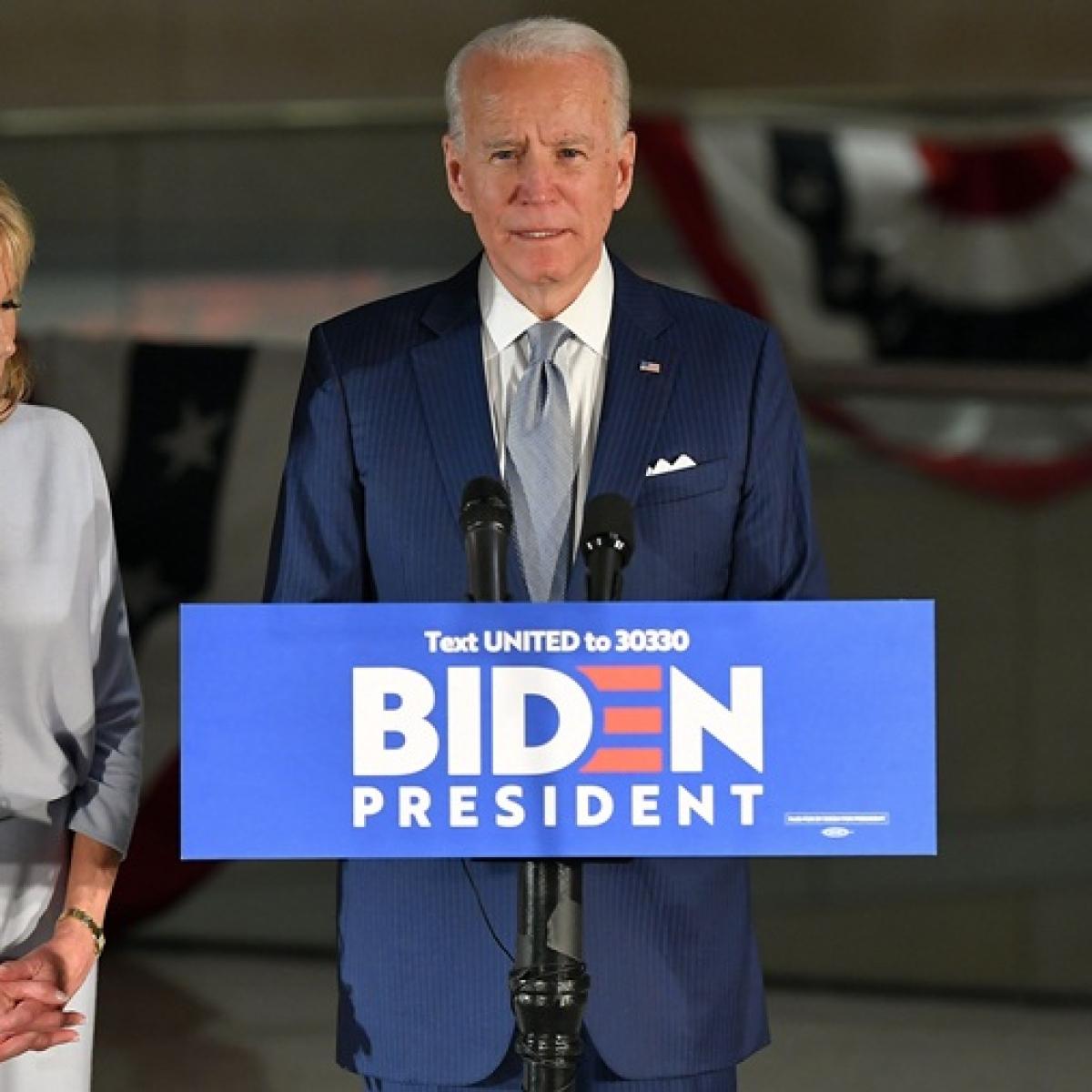 Joe Biden wins Mississippi and Missouri Democratic primary in early blow to Bernie Sanders