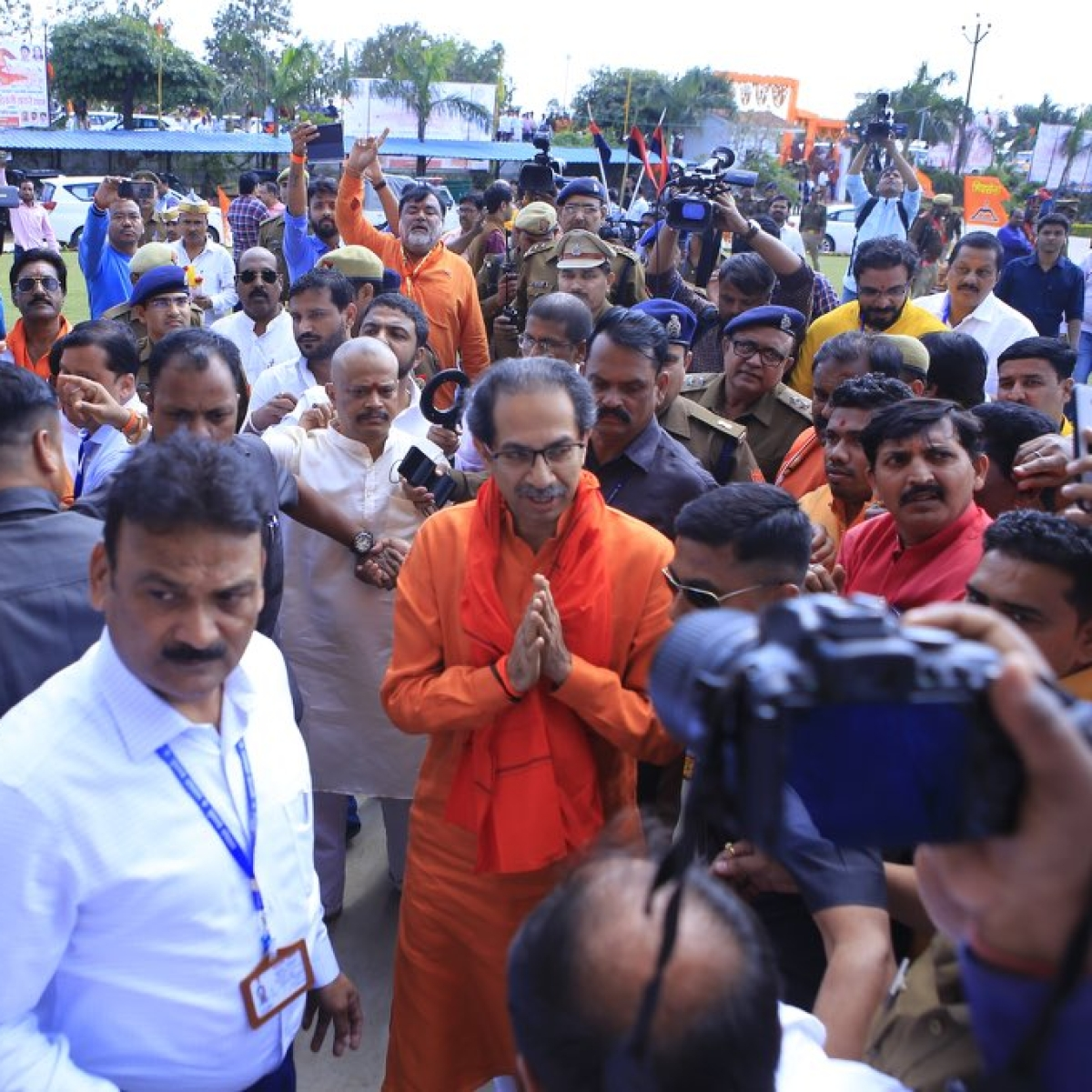 Shiv Sena objects to BJP's criticism of CM Uddhav Thackeray's Ayodhya visit