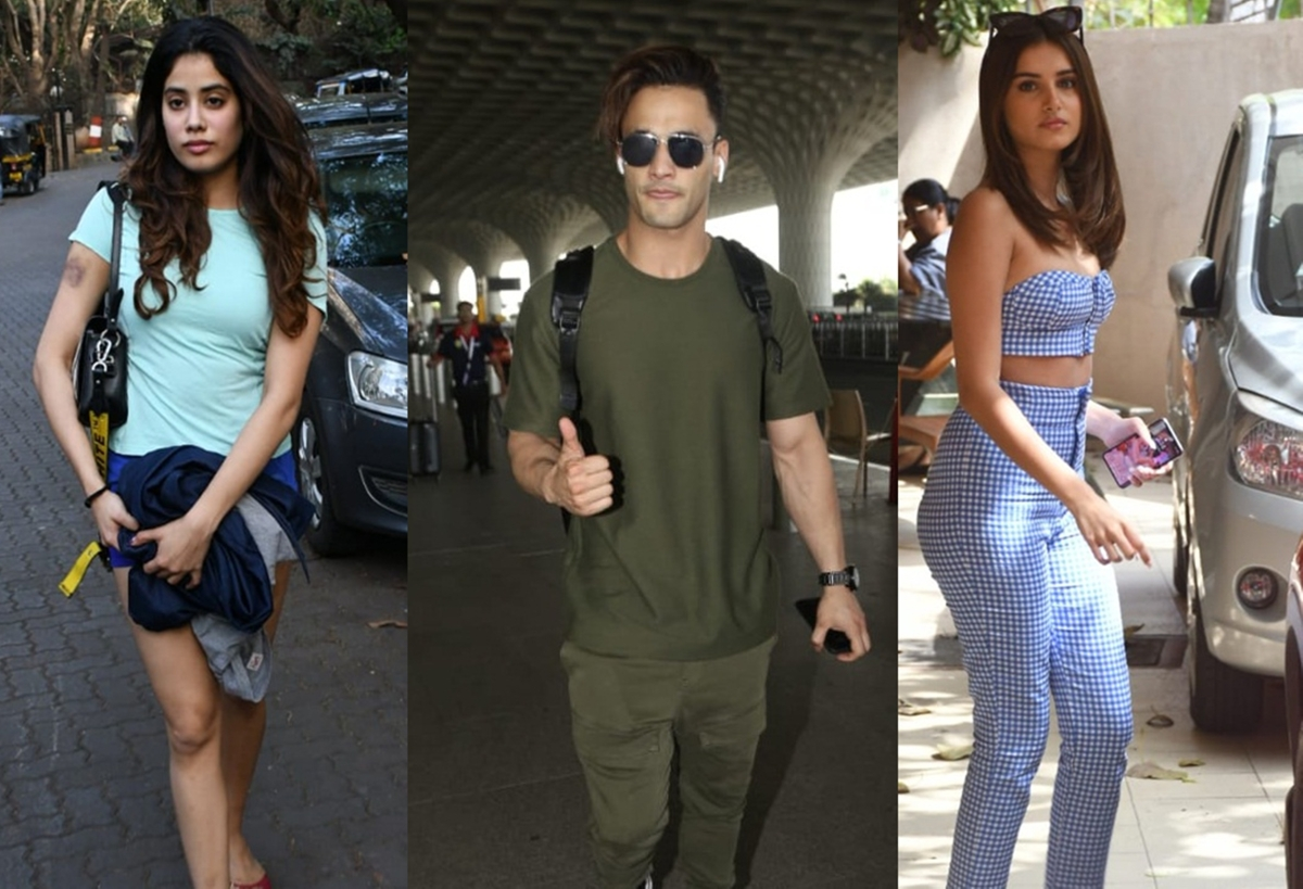 In Pics: Kareena Kapoor Khan, Asim Riaz, Tiger Shroff and other B-town celebs spotted in town