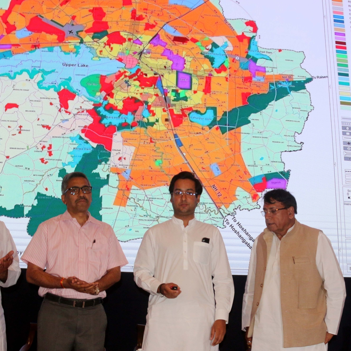 Bhopal Master Plan-2031: Draft focus on preemptive measures for flooding