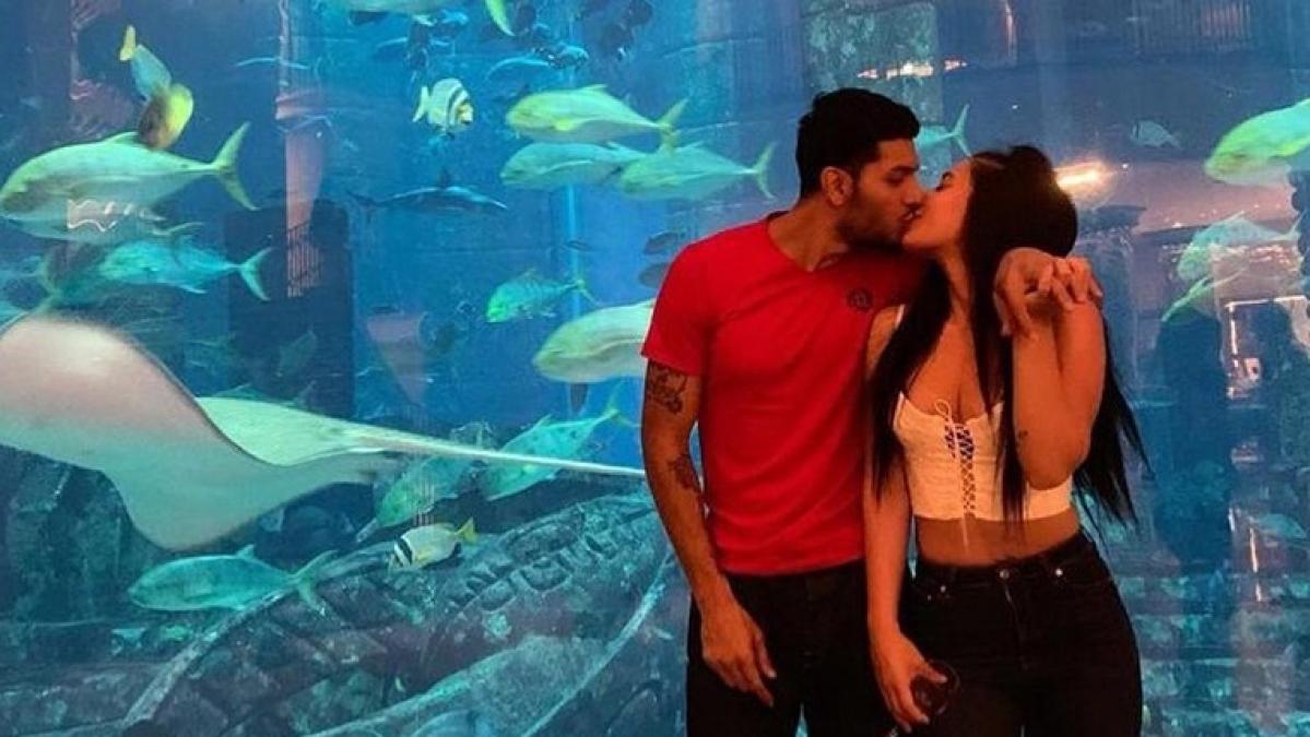Krishna Shroff shares liplock pic with boyfriend Eban Hyams from their Dubai bae-cation
