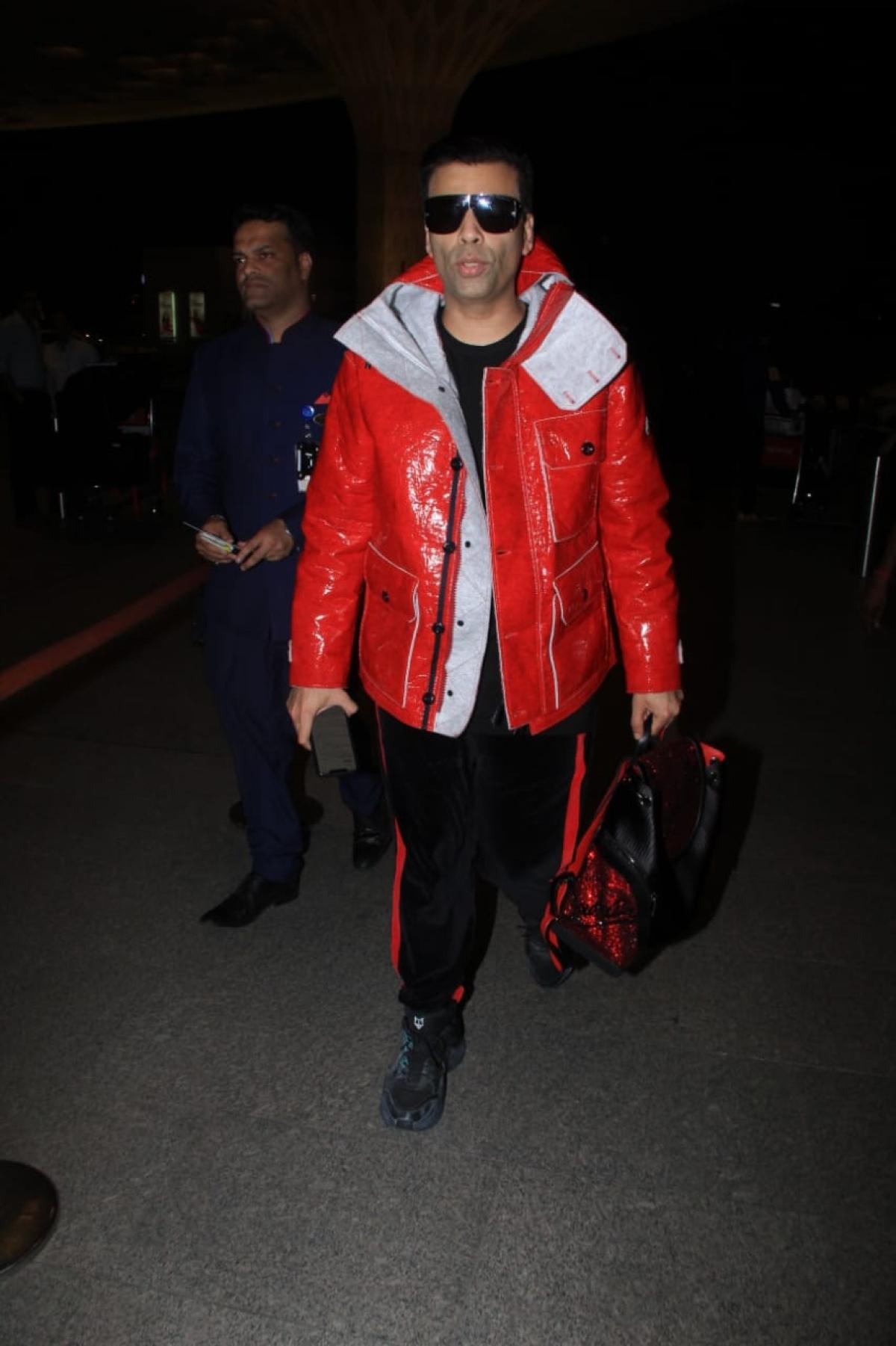 FPJ Fashion Police: Despite Dharma coming under IT scanner, Karan Johar flaunts Rs 1.8 lakh bag