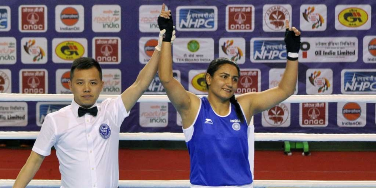 Pooja Rani becomes first Indian boxer to qualify for Tokyo Olympics 2020