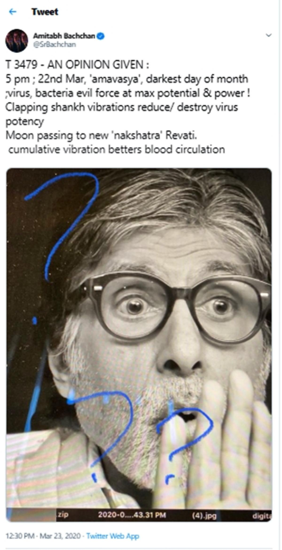 Stupidity in times of coronavirus: 10 WTF things celebrities tweeted