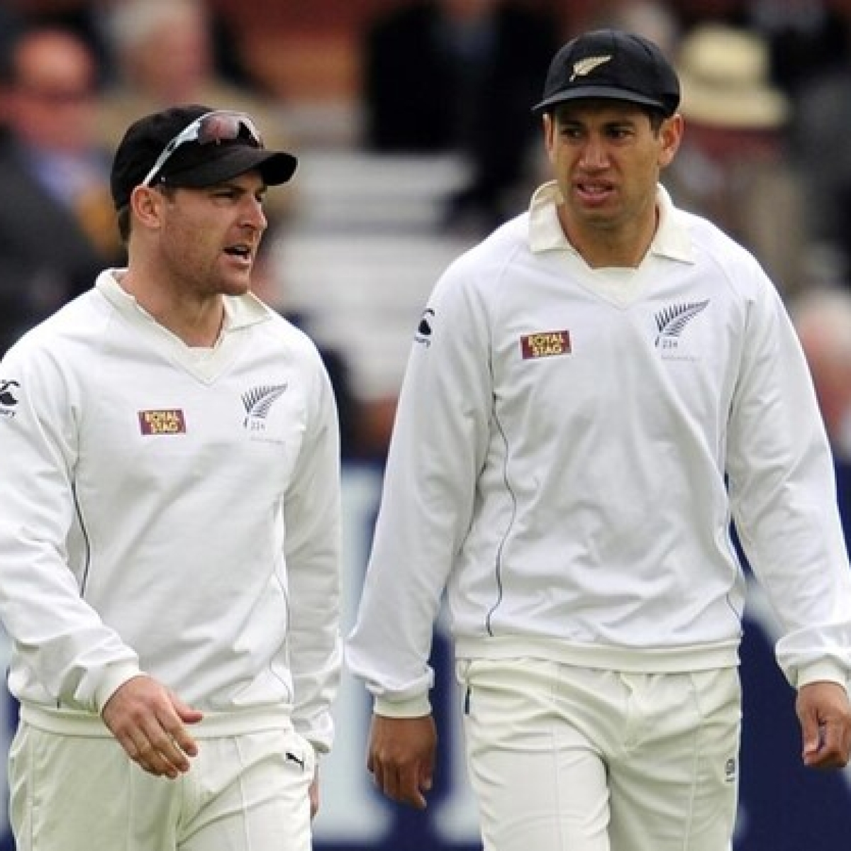 Former New Zealand skipper Brendon McCullum recalls 'fallout' with Ross Taylor