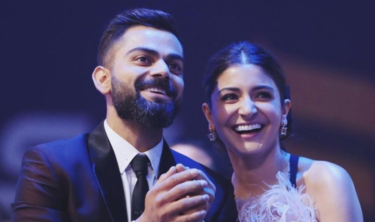 Anushka Sharma and Virat Kohli's throwback picture on a scooty is too cute to handle