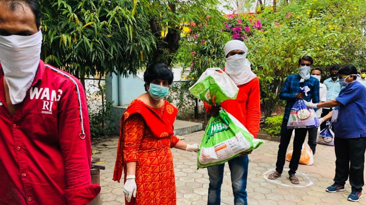 Pune civic body to distribute ration kits in hotspot areas