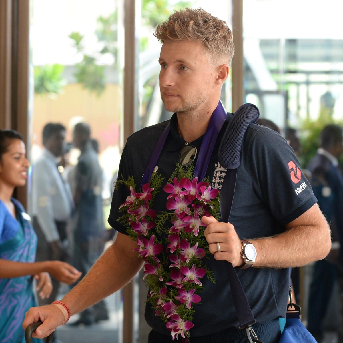 Joe Root says  England players won't shake hands with Sri Lanka cricketers to avoid Coronavirus