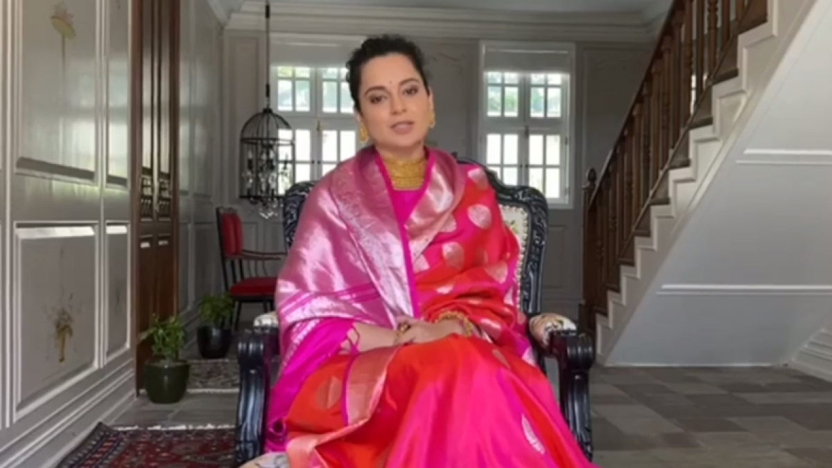 Kangana Ranaut share's special message on her birthday by reciting Kaifi Azmi's poem