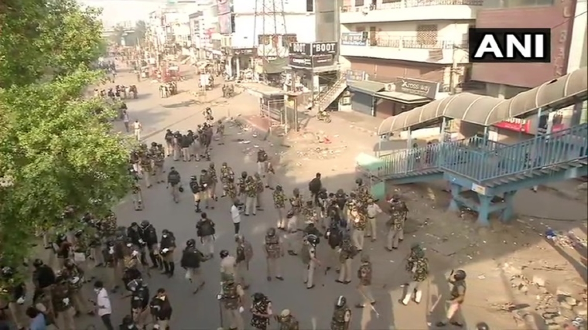 Delhi Police vacate protesters at Shaheen Bagh amid coronavirus outbreak