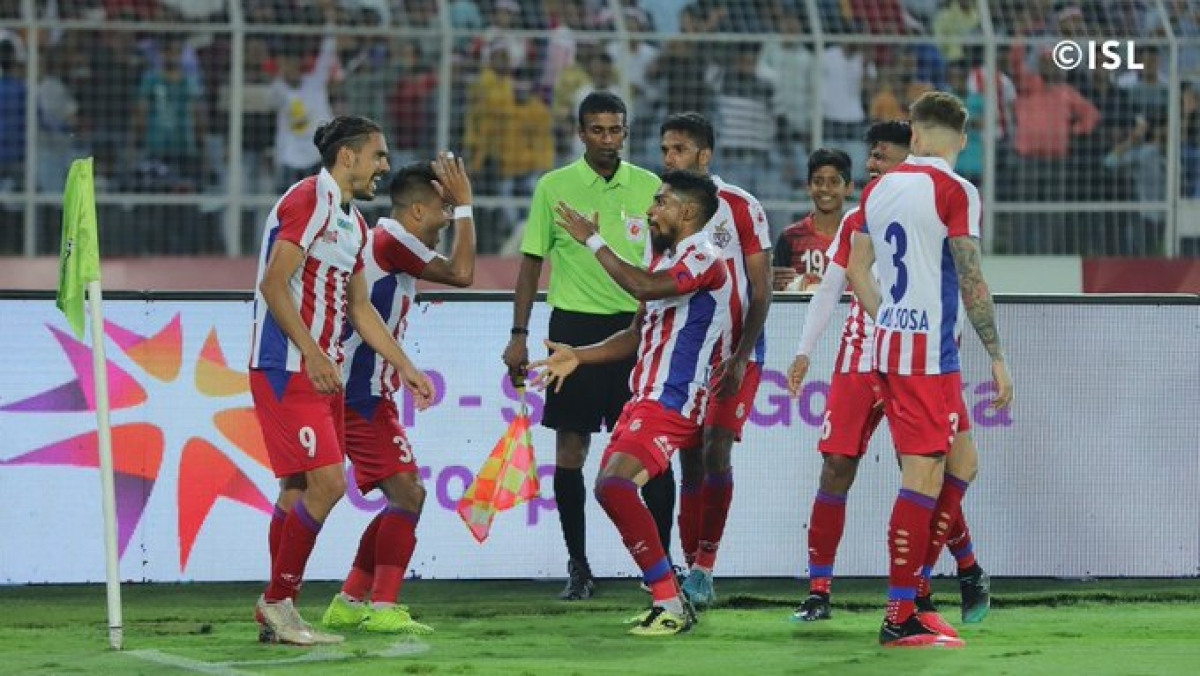 ATK will face Chennaiyin FC, both two-time Hero ISL champions in the grand finale in Goa on Saturday, March 14.