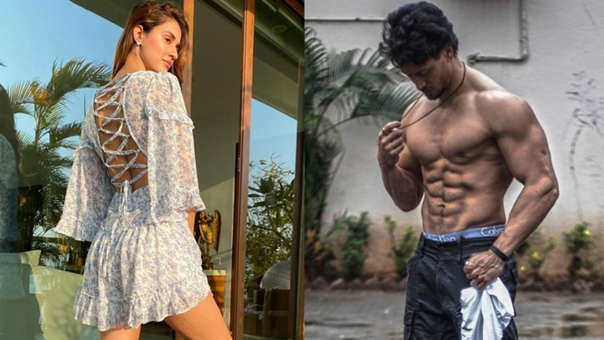 Disha Patani is staying at Tiger Shroff's house amid lockdown, here's proof