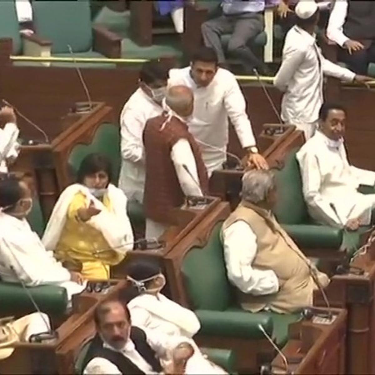 Madhya Pradesh Assembly adjourned till March 26 due to coronavirus
