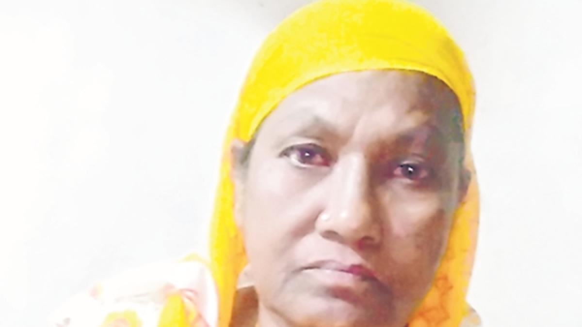 Grandmother Indian but 27-year-old grandson aBangladeshi?