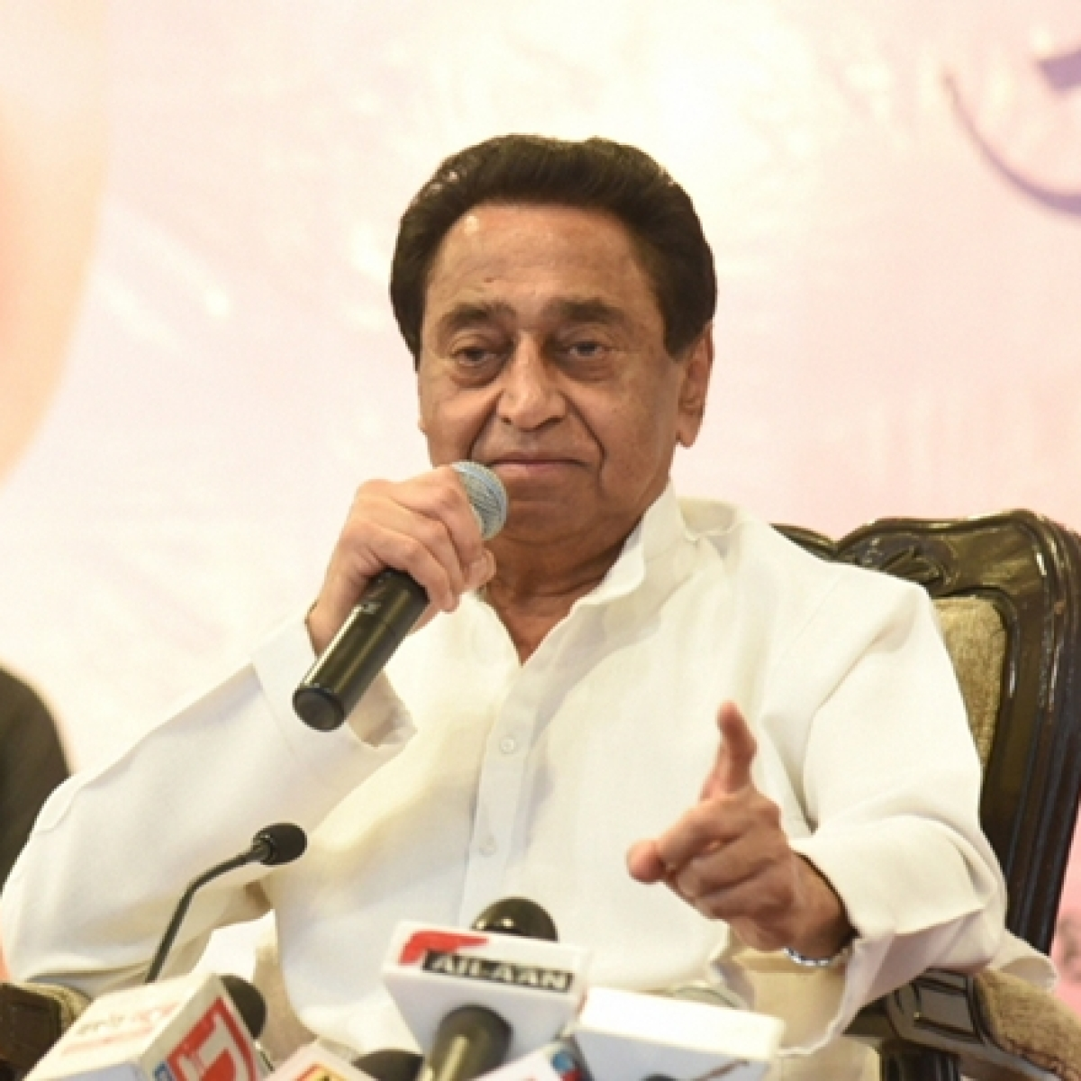 Madhya Pradesh: Former CM Kamal Nath is new Leader of Opposition, cites legal notice sent by Vivek Tankha