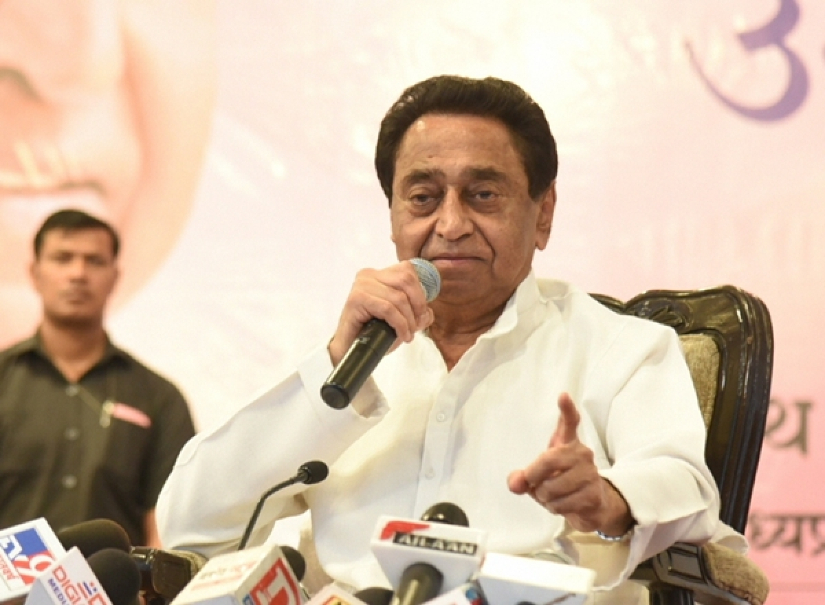 FIR against journalist for attending Kamal Nath press conference while having COVID-19