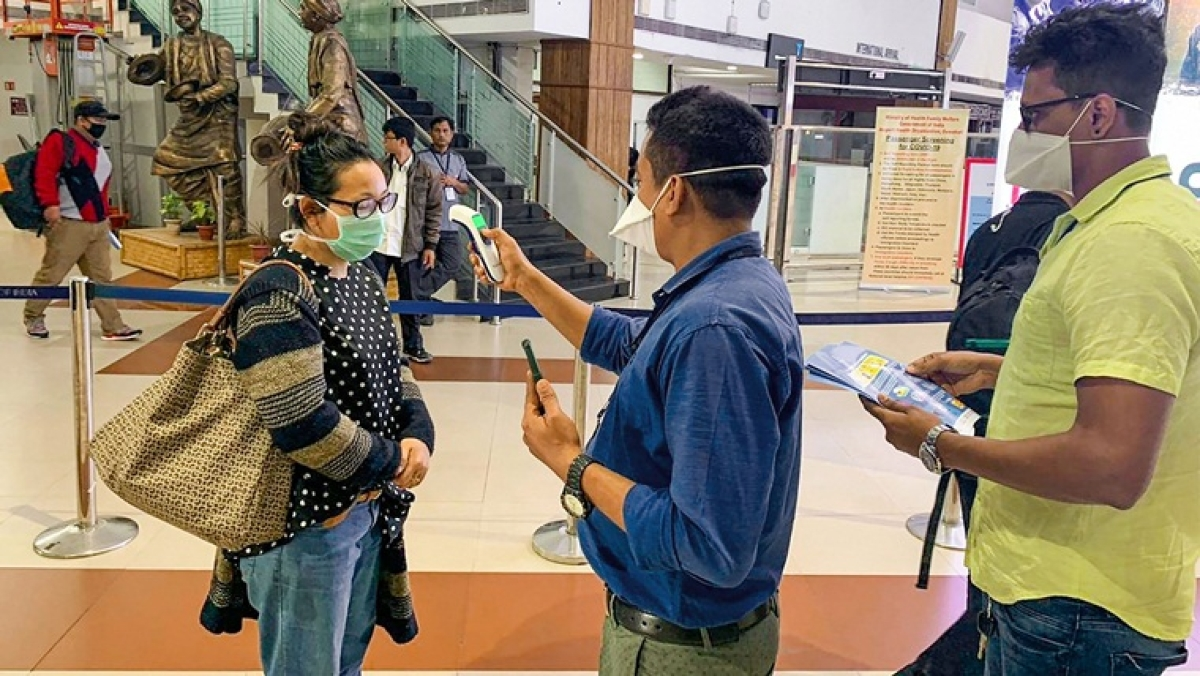 Indore: Thermal scanners to screen rail, bus passengers from Maharashtra and Karnataka