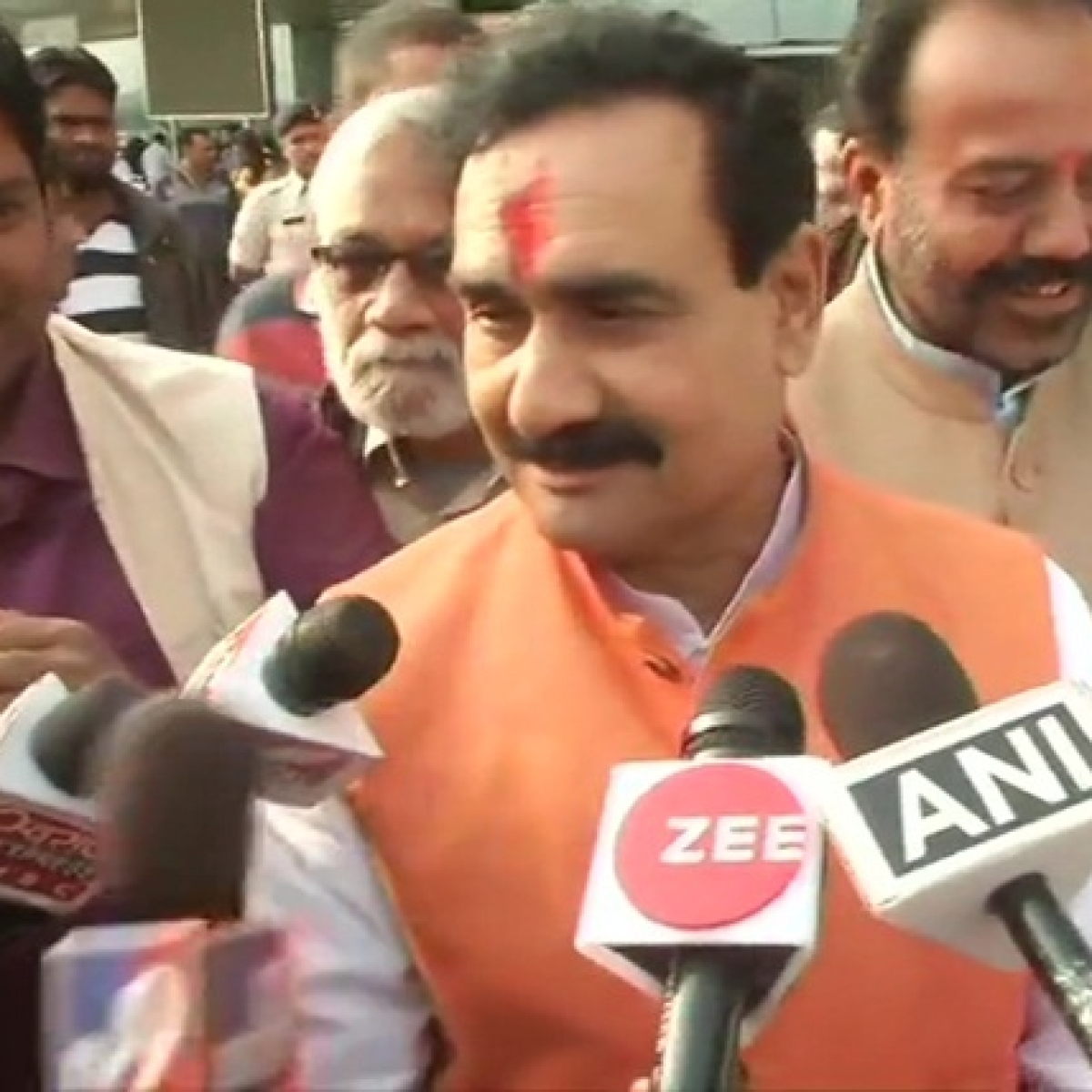 Madhya Pradesh: Narottam Mishra in Gwalior to placate unhappy leaders