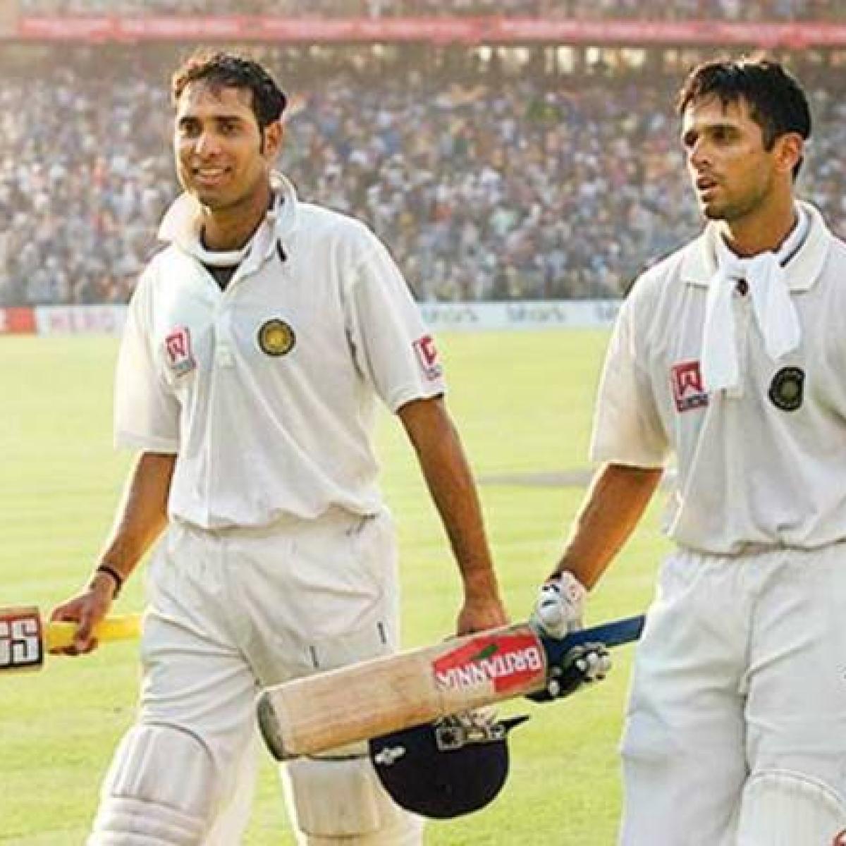 PIB uses Dravid-Laxman's epic innings to urge resolve against coronavirus