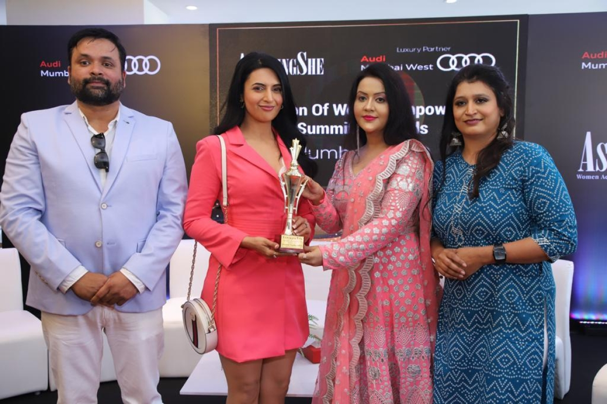 AspiringShe 4th Edition 2020 casts yet another spell at Mumbai