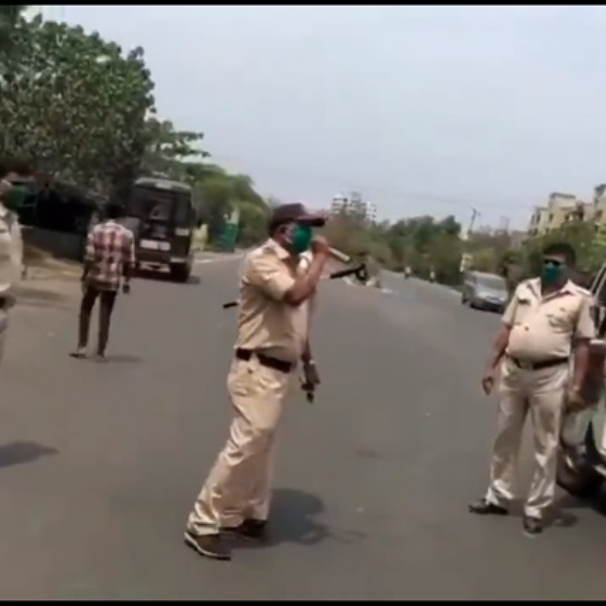 Cops enforce total lockdown in Thane and Kalyan-Dombivli limits