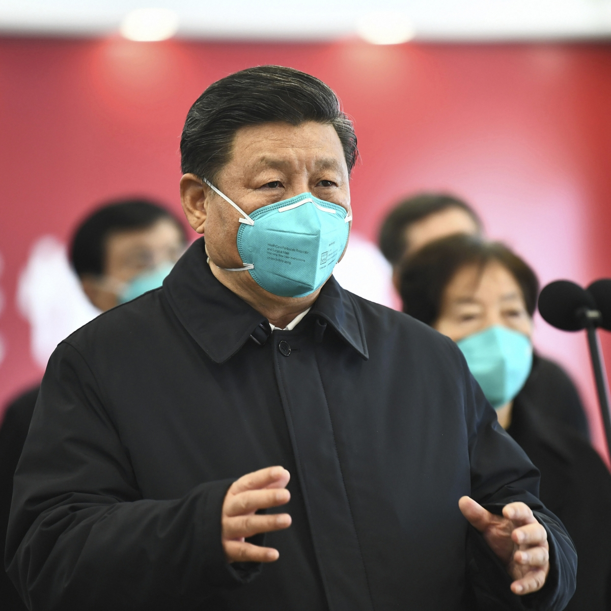 China reports 22 new coronavirus deaths, Xi Jinping makes first visit to epicentre Wuhan