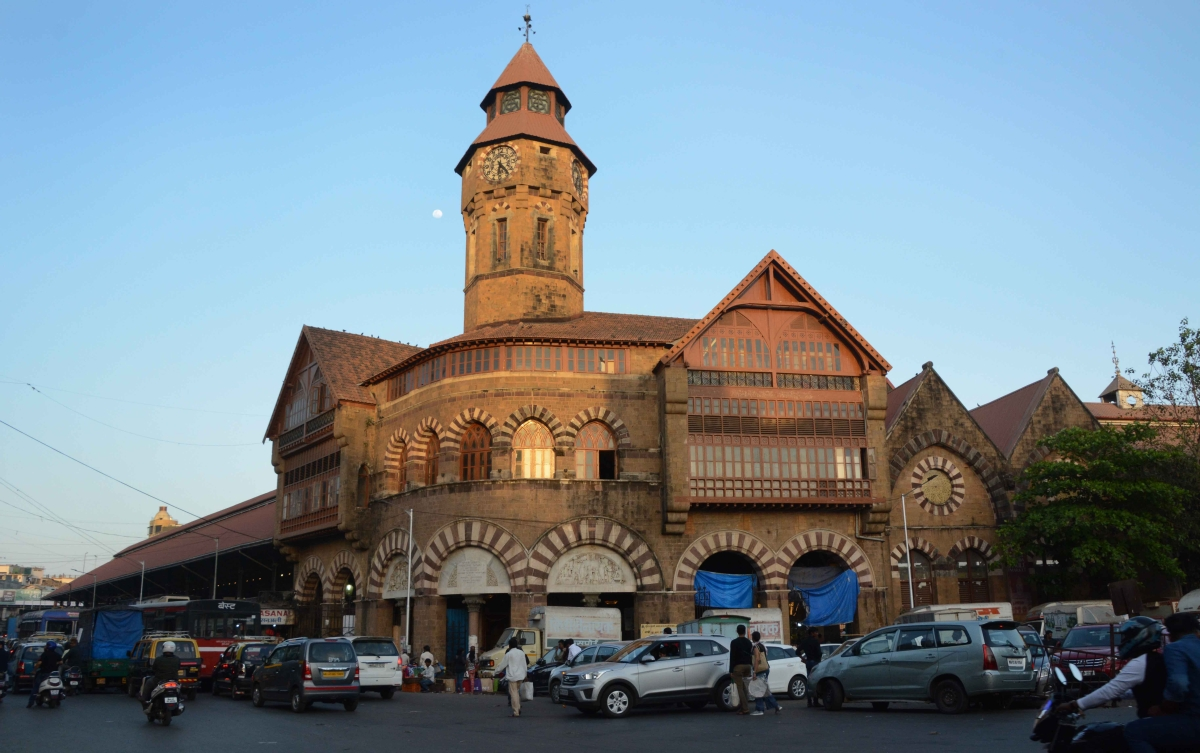 Mumbai: Crawford Market to get a facelift; to become city's first hygienic, uniform open market space