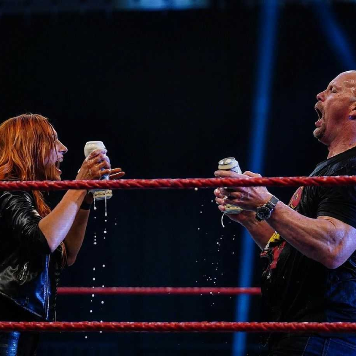 Steve Austin marks '3:16 Day' with Stone Cold Stunners but there's no one to watch