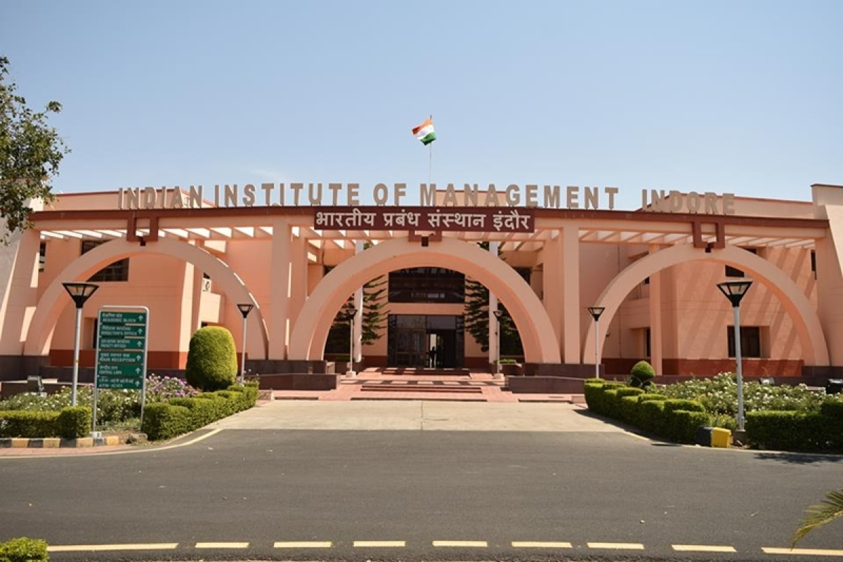 IIM Indore inks its first MoU with Russian B-school