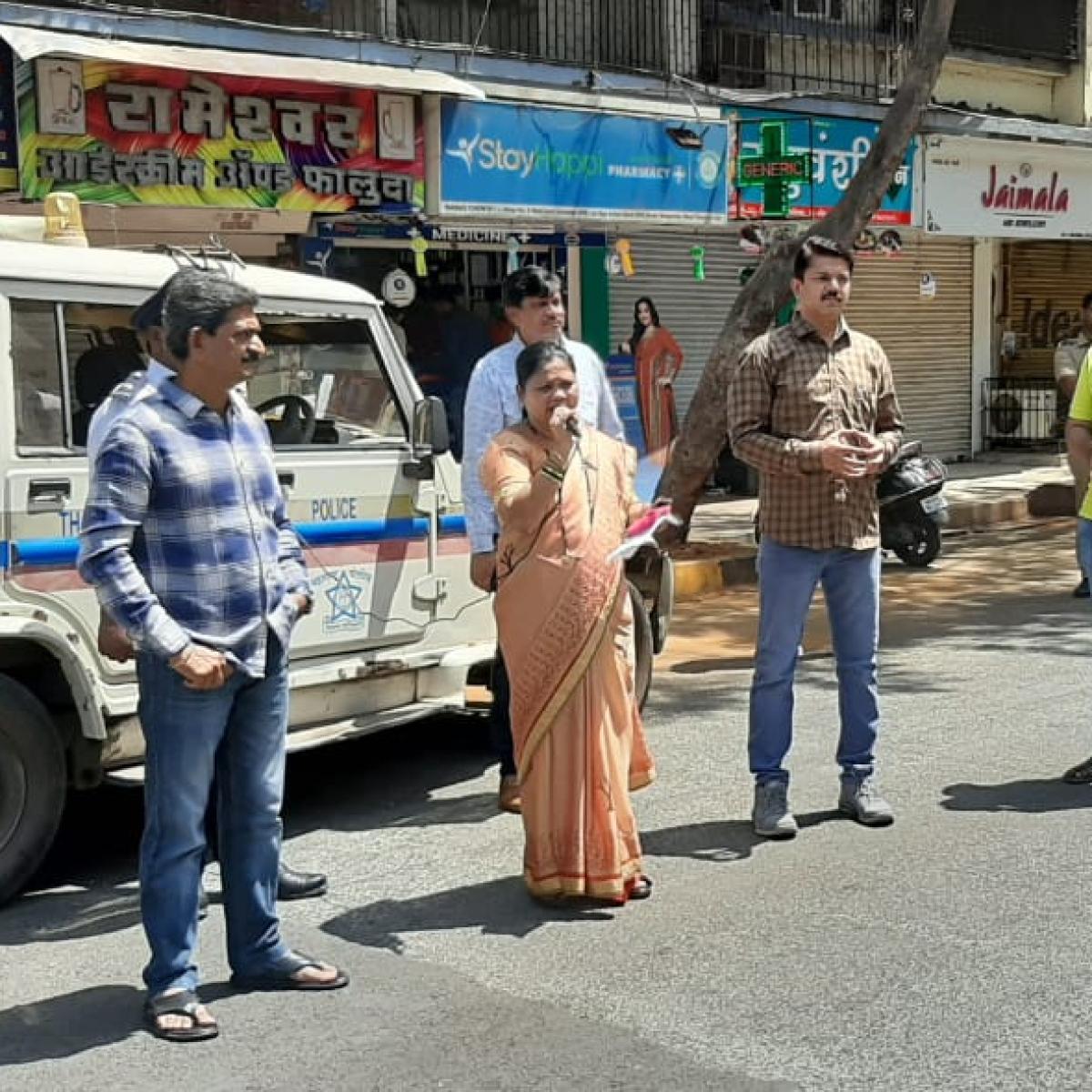 Mumbai: Those defying lockdown may be imprisoned, warns Mira Bhayandar Mayor Jyotsna Hasnale