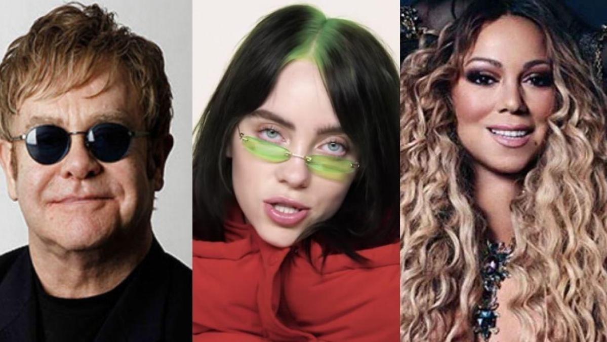 Alicia Keys, Billie Eilish, Mariah Carey among artistes for coronavirus relief concert