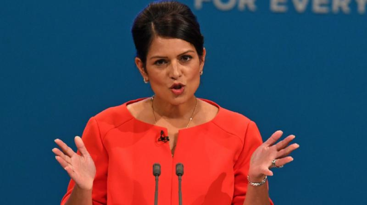 Priti Patel issues apology for Windrush immigration scandal