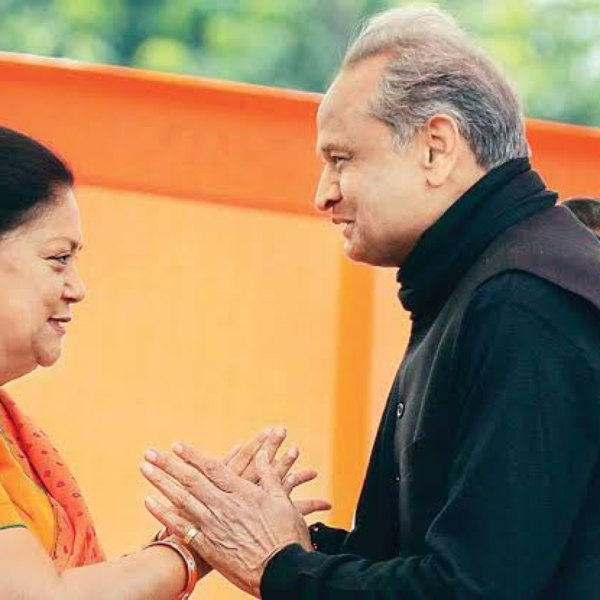 Rajasthan Latest Updates: BJP ally claims 'tacit understanding' between Vasundhara, Gehlot
