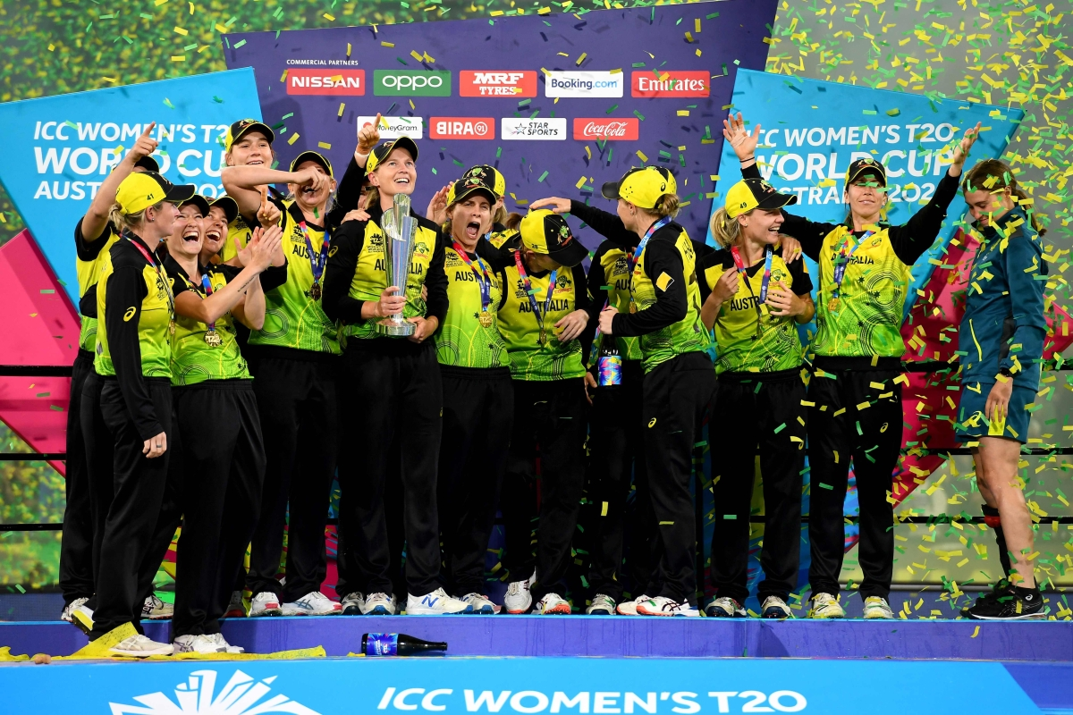 In Pics: How Australia thrashed India in the Women's T20 World Cup Final at MCG
