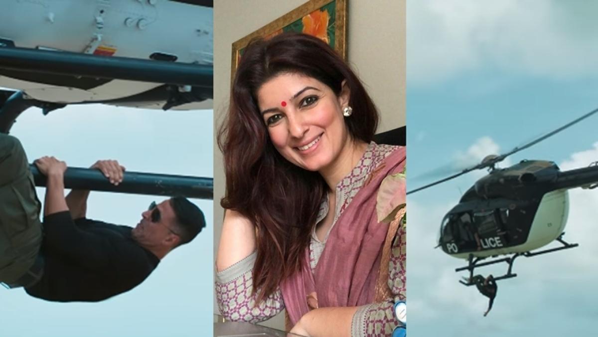 Sooryavanshi: Why Twinkle Khanna no longer worries when Akshay Kumar does death-defying stunts