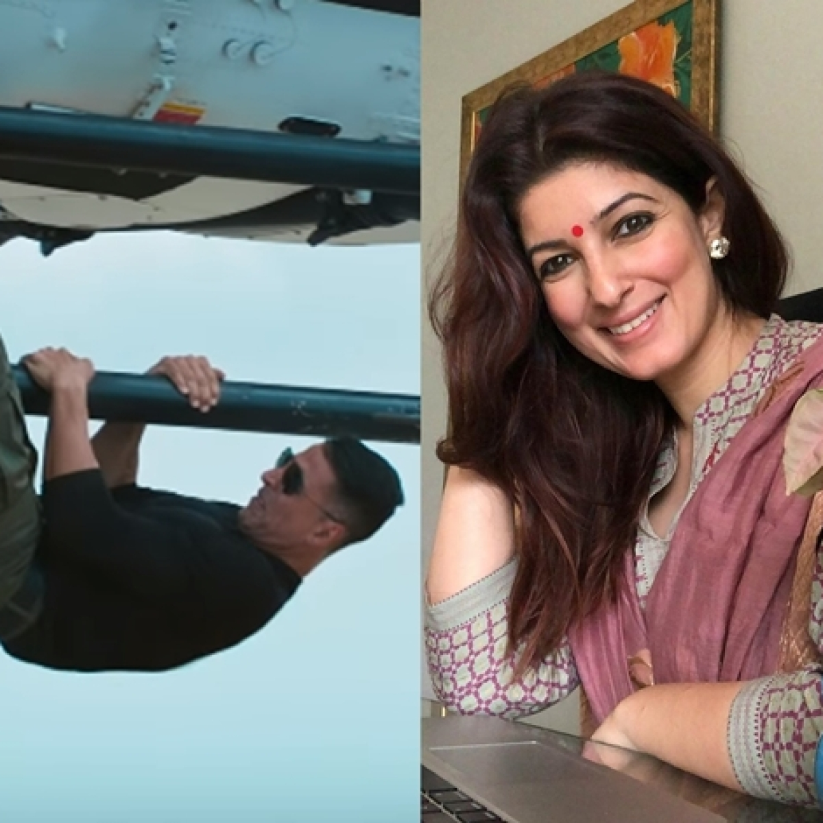 Sooryavanshi: Why Twinkle Khanna no longer worries when Akshay Kumar does death-defying stunts